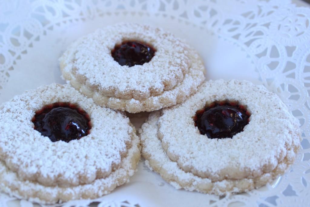 Villa Nueva Florentine Cookies