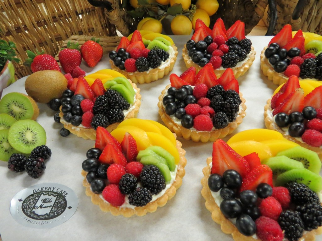 Villa Nueva Fruit Tart Group