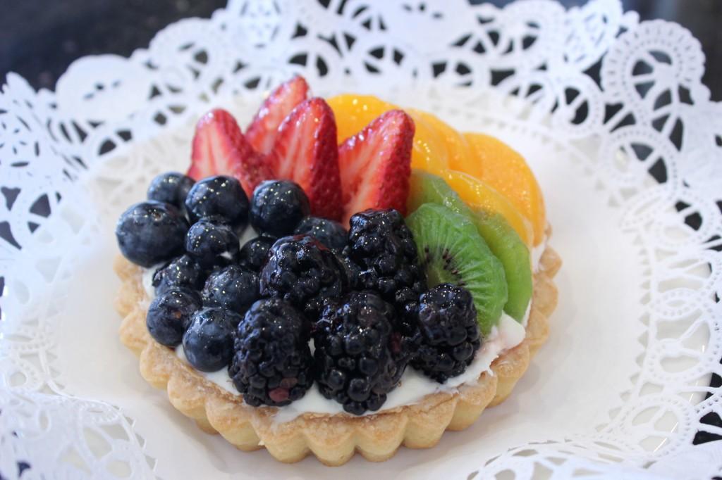 Villa Nueva Fruit Tart